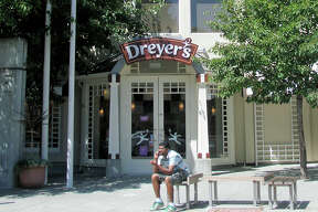 FILE-- Dreyer's Grand Ice Cream Parlor & Cafe seen in 2008 in Rockridge.