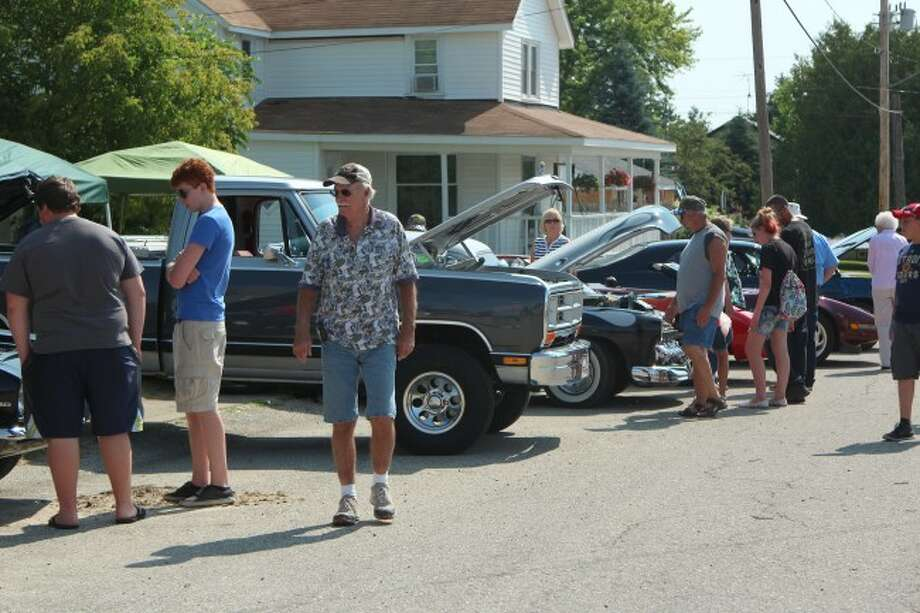 SUMMER DAYS: In addition to the grand parade, Saturday offered a classic car show, chicken barbecue, giant inflatables, kids games, concessions, sports tournaments and more. The festival also hosted a kids parade and fireworks on Friday.