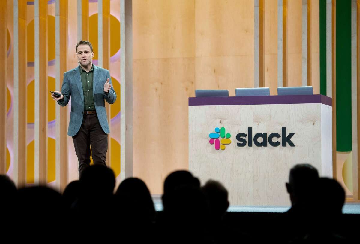 Slack CEO Stewart Butterfield also has a masters in philosophy, though his is from Cambridge.