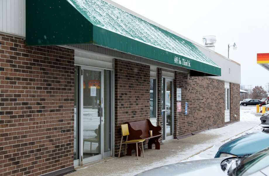 HOMELESS SHELTER: Our Brother's Keeper will open at 405 S. Third Ave on Monday. The shelter will offer 20 cots, a lounge area, dining room and shower.