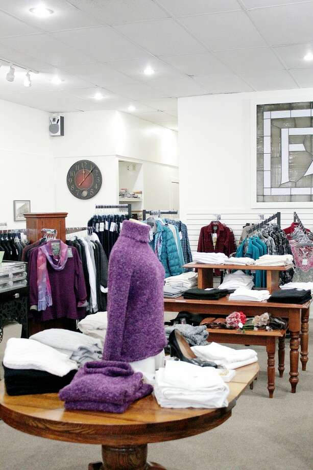 SOMETHING FOR ALL WOMEN: Fairman's is a ladies apparel store with clothing for ages 18 to 100. With a diverse range of clients and buyers, Fairman's is sure to have something for every woman. (Pioneer photo/Lauren Gentile)