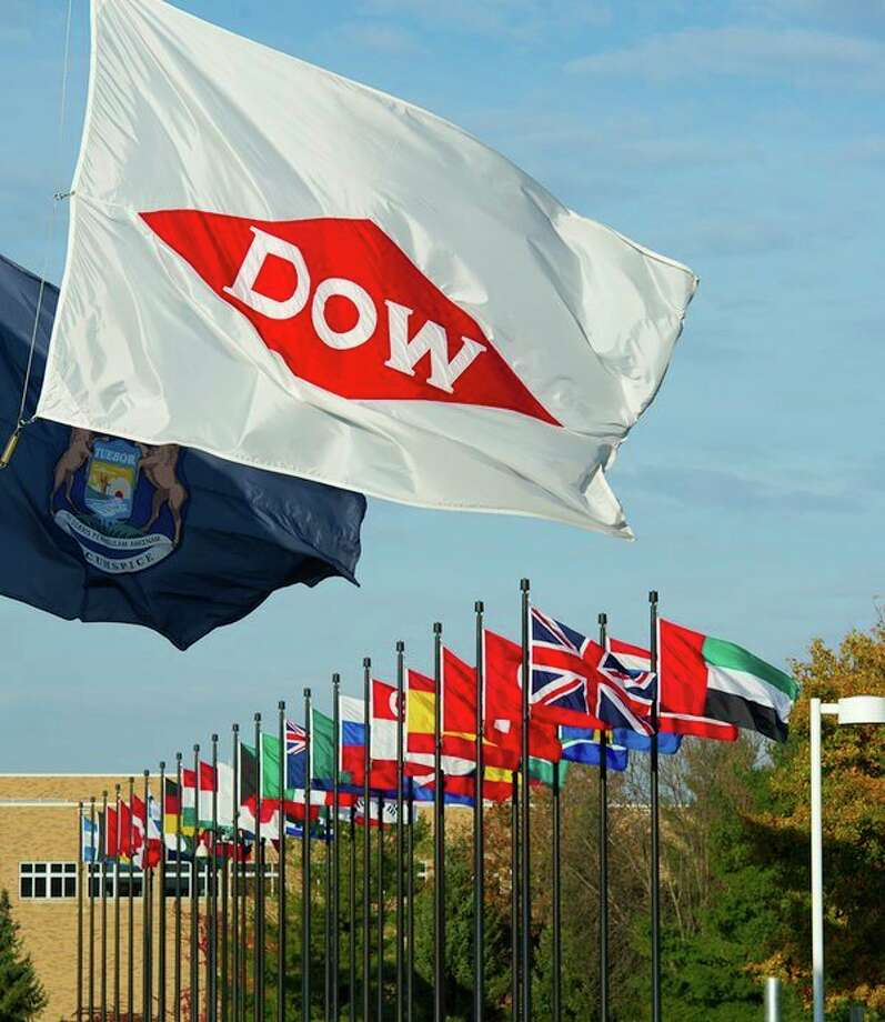 Dow's corporate headquarters in Midland. (Photo provided)