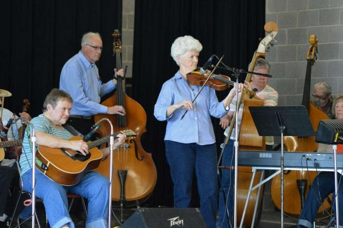 The Original Michigan Fiddlers Association Morley Jamboree begins at 1 p.m. on Saturday, May 5, at Morley Stanwood High School, 4700 Northland Drive, Morley. (Pioneer file photo)