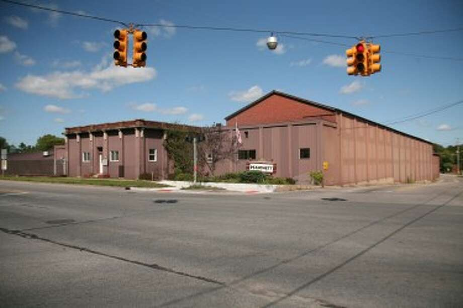 DEMOLITION: A new report commissioned by the U.S. Economic Development Authority has determined that the Hanchett Manufacturing building does not meet qualifications to be considered a historical building. The building will be demolished as part of the $6 million Baldwin Street Bridge reconstruction project. (Pioneer file photo)