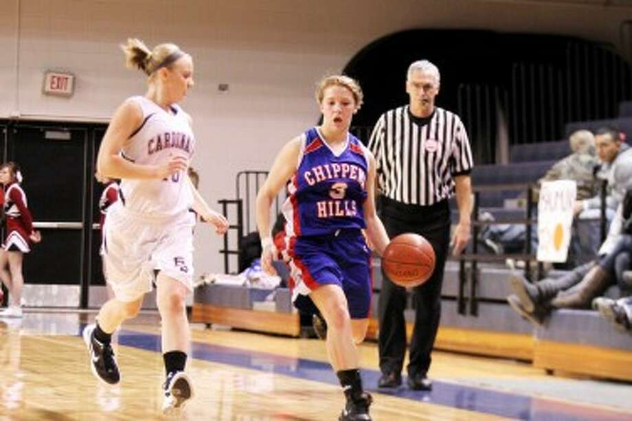 NEW ROLE: Chi Ethridge has taken over the Chippewa Hills athletic programs including girls basketball. (Pioneer file photo)