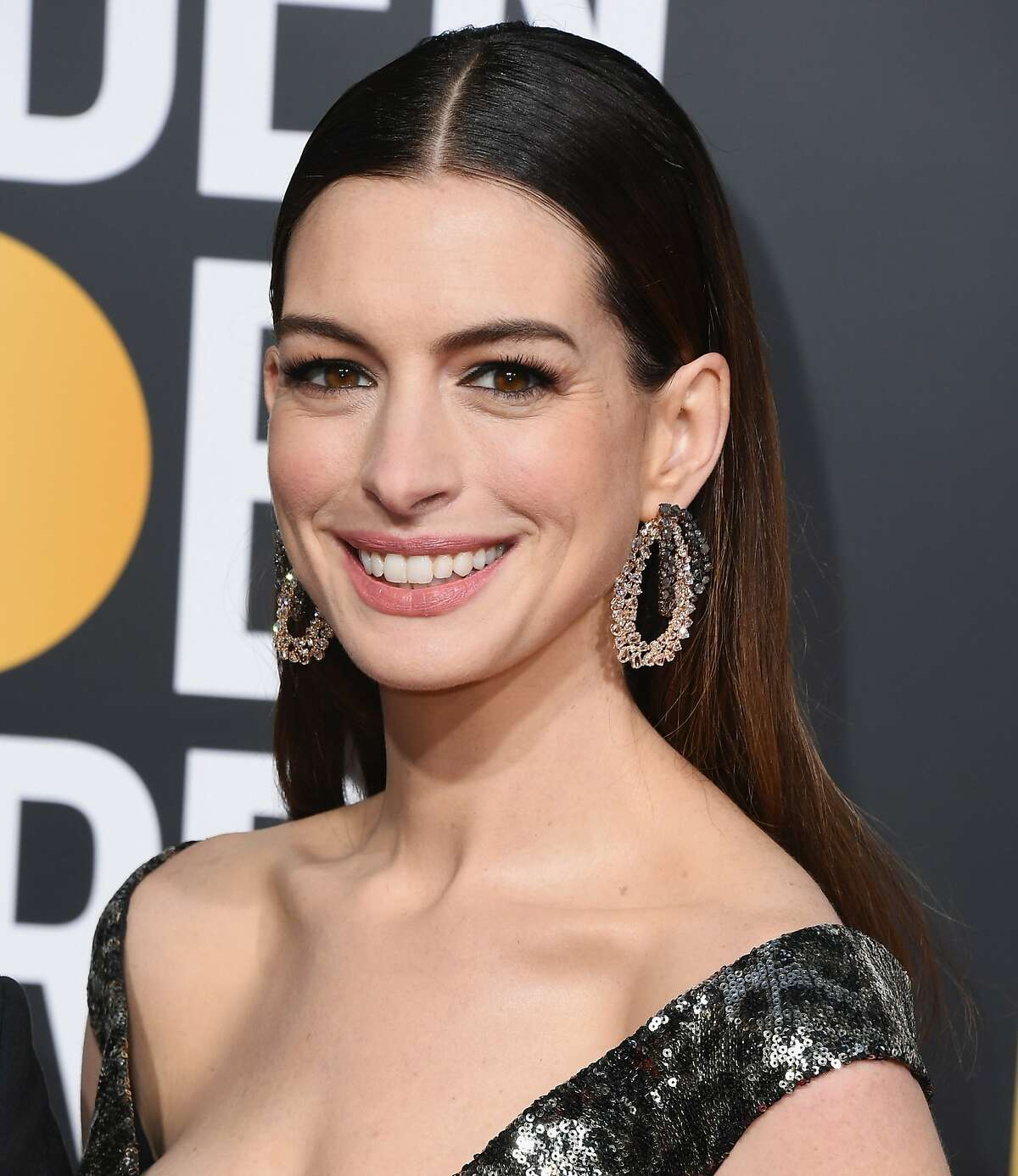 Early in her career Anne Hathaway was offered a show on Broadway. But she was reluctant to move so far from home.