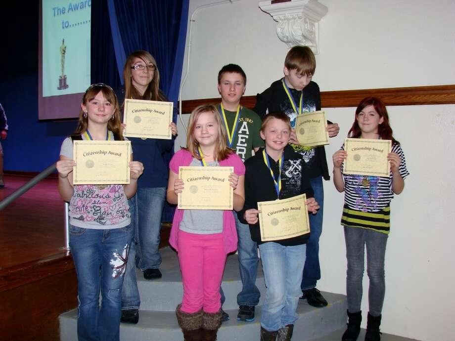 Citizenship Award (Courtesy photos)