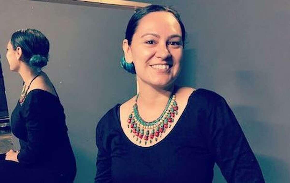 Pamela Martinez recieved a $10,000 grant from the Luminaria Artist Foundation.