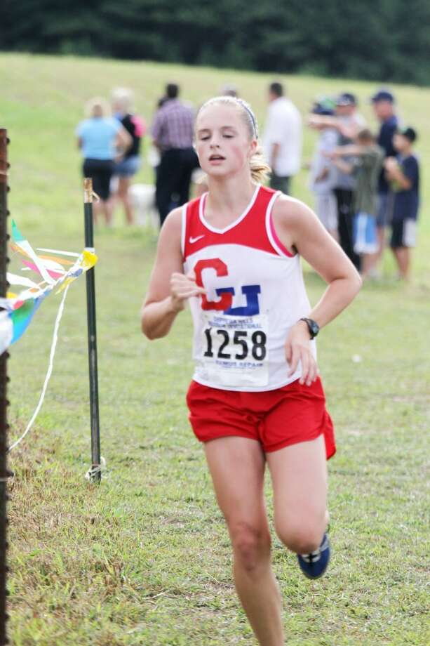 BIG SEASON: Chippewa Hills' Emily Starck and the Warriors cross country team are eyeing a league title this season. (Pioneer file photo)