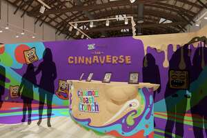"Cinnamon Toast Crunch is hosting ""The Cinnaverse Experience"" popup at Baybrook Mall in Friendswood Aug. 8-11, 2019"