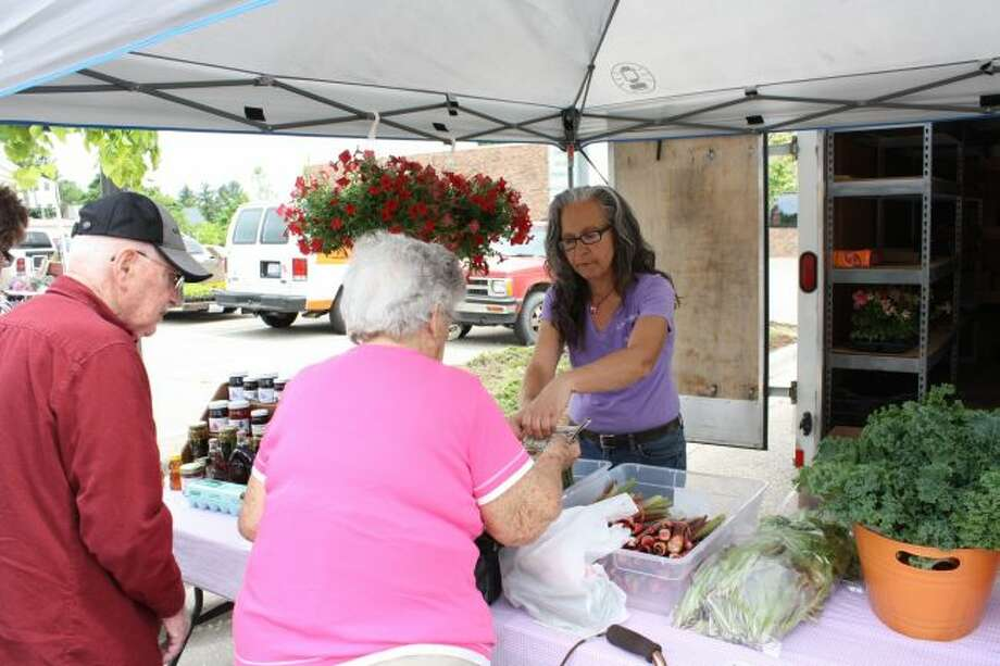 Eligible senior citizens in Mecosta County can participate in the Senior Project FRESH/Market FRESH program and receive $20 in coupons to purchase fresh fruits and vegetables from participating farmers markets and farm stands. One of the requirements to participate is to attend a class presentation hosted by the Mecosta County Commission on Aging and Activity Center. (Pioneer file photo)