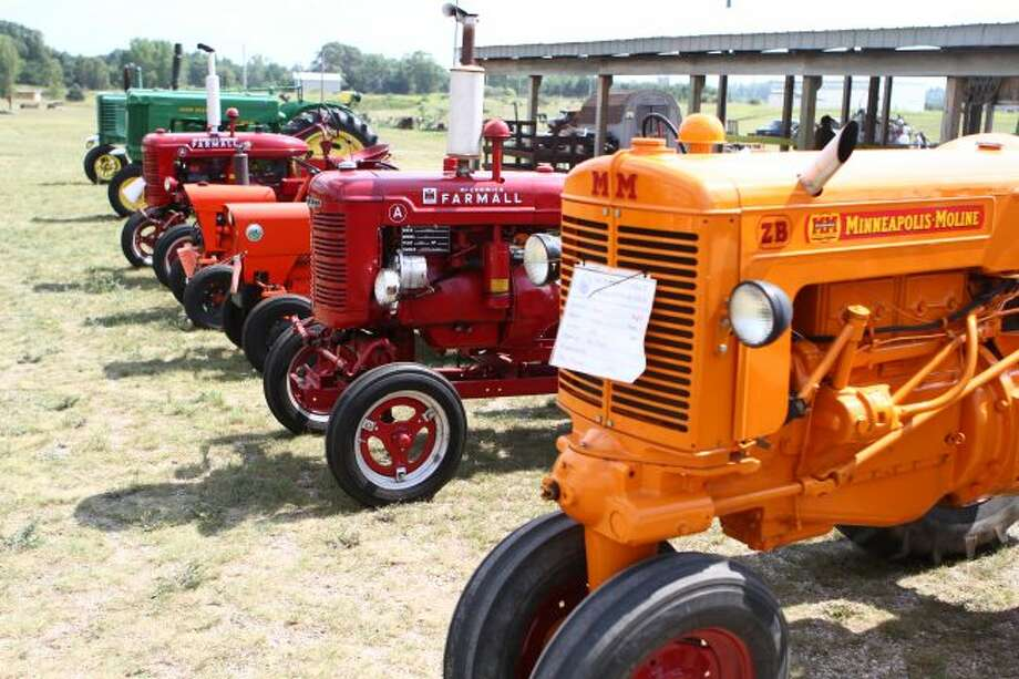 Annual Antique Tractor Show To Focus On