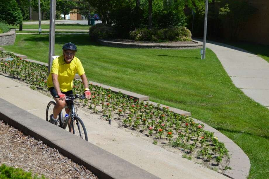 Participants at the annual Bulldog Bike Tour will be able to enjoy scenic Mecosta County, while helping fund student scholarships. The event has raised more than $8,000 in the past three years. (Pioneer file photo)
