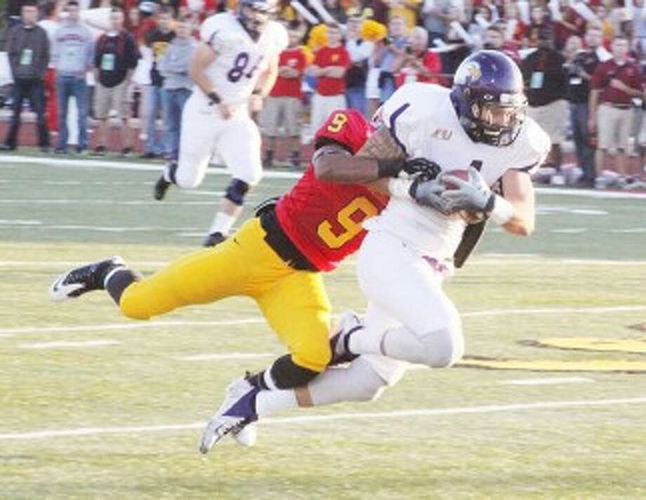 Ferris State will look to end an 11-game losing streak against Grand Valley State on Saturday at Lubbers Stadium. (Pioneer file photo)