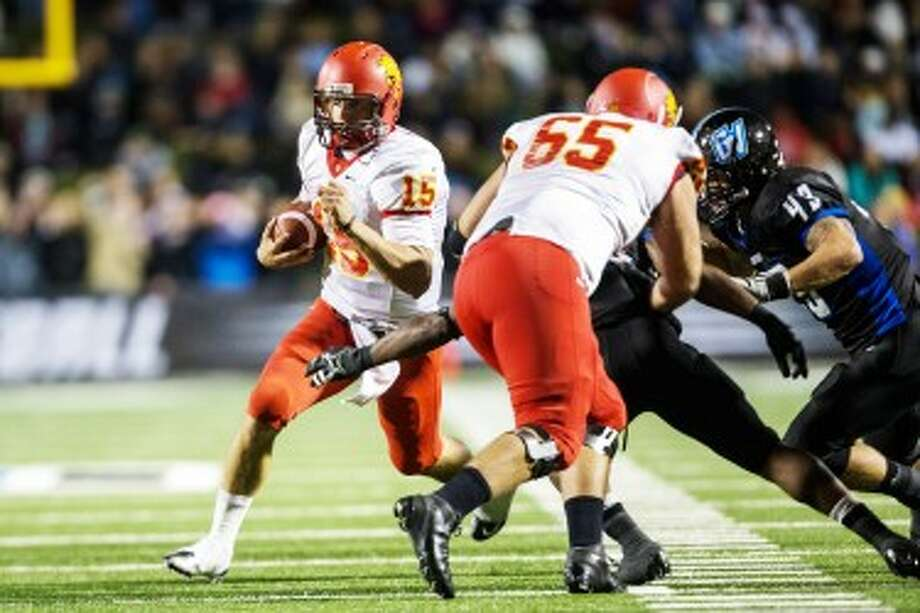 HONOREE: Ferris State's Jason Vander Laan was honored as player of the week. (Courtesy photo/Ben Amato)
