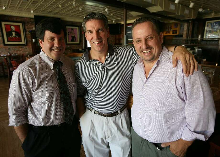From Left; Co Owners Ernst Buggisch, Jack Hekker, And John Kastrati At