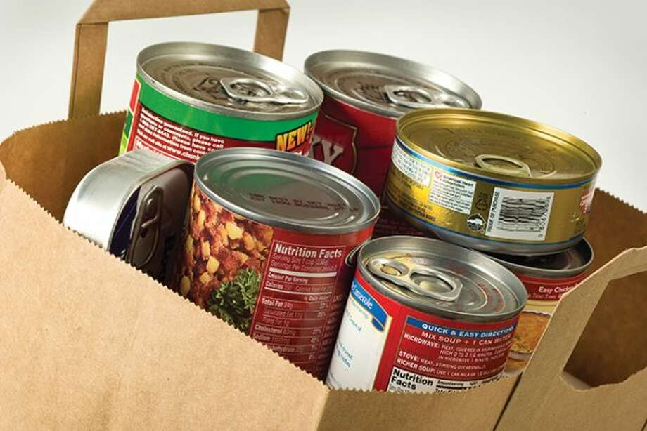 Law enforcement, fire departments, rescue and EMS can participate in the sixth annual Pack the Pantries competition this month by collecting as many canned and non-perishable food items. The department with the most collected will win the competition, while the food will be donated to food pantries. (Courtesy photo)