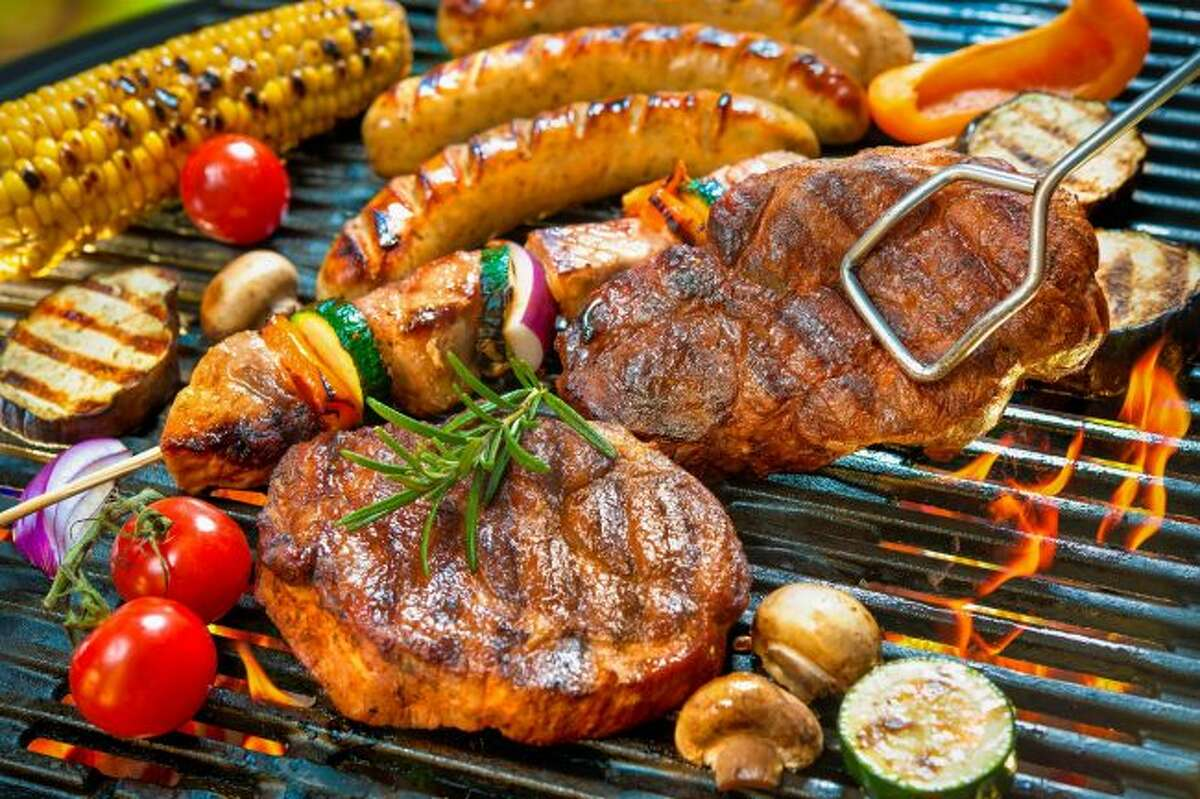 Grillers should keep in mind the placement of their grills, so they do not present a fire hazard to their home or surrounding brush or trees. (Courtesy photo)