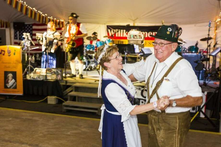 Germanfest provides people with the opportunity to experience German culture for a night through food, drinks, games and music. At $40 a person, proceeds from the event will benefit the St. Peter's Lutheran Church school and youth ministries. (Pioneer file photo)