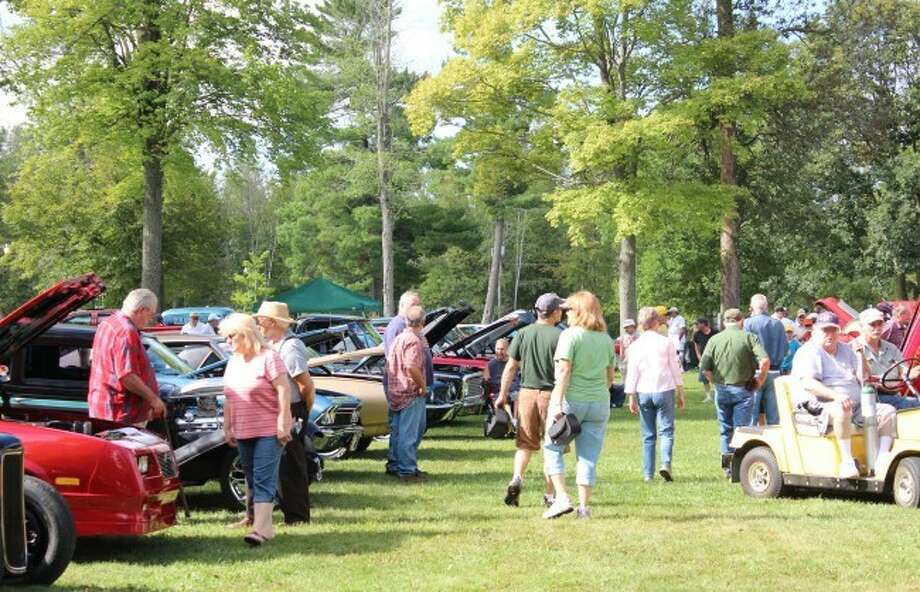 CARS: The Evart Car Club will host the 22nd annual Evart Car Show from 9 a.m. to 3 p.m. on Saturday, Sept. 5, in Riverside Park. (Pioneer file photo)