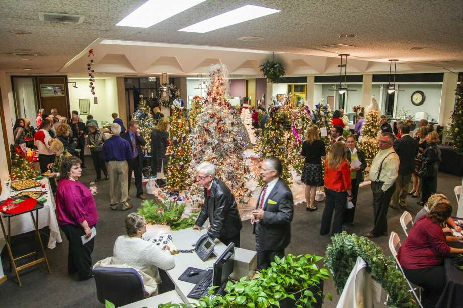 EVERGREEN: The ninth annual Festival of Trees, held Wednesday, raised $19,310 for the MCMC Foundation. (Pioneer file photo)