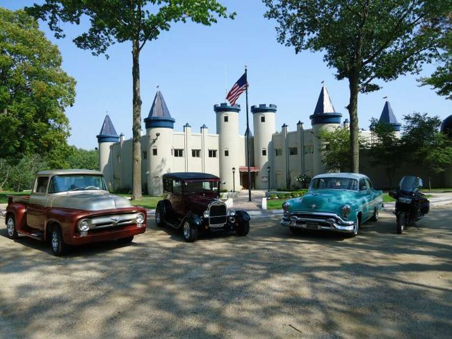 The annual Canadian Lakes Cruisers Car Show will cruise to the Canadian Lakes Castle on Sunday, Sept. 2. The event will last through the morning and afternoon hours and will include raffles, face painting, prizes and more. (Courtesy photo)