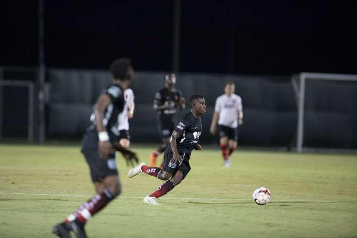 Former Heat midfielder Sulieman Samura signed with the USL Championship's Fresno FC Thursday.