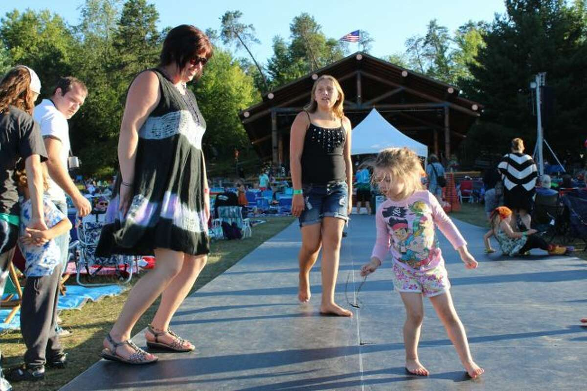 Children also will have plenty to do during the 45th annual Wheatland Music Festival as there are a variety of hands-on activities planned, including arts and crafts, face painting, tie dye and more. (Pioneer file photo)