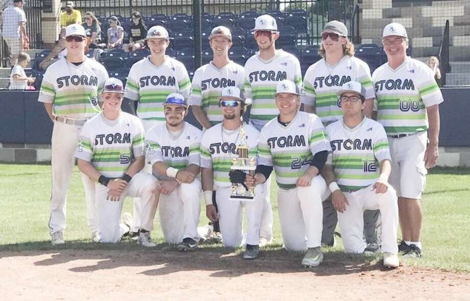 The Quad City Storm will be hosting a baseball tournament July 12-14. (File photo)