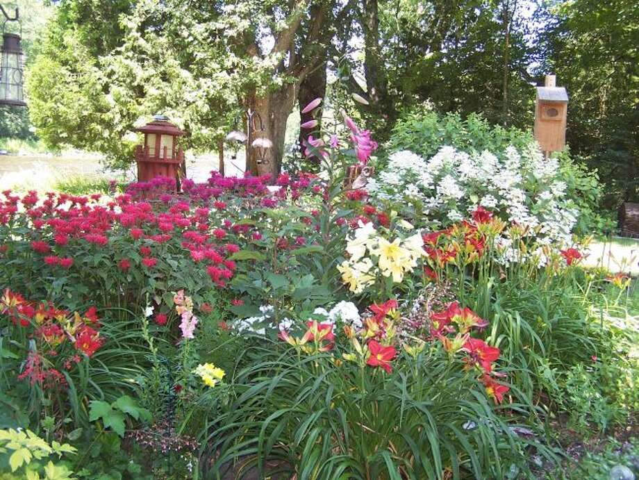 "The General Federation of Women's Clubs—Big Rapids ""Patchwork of Colors"" Garden Tour is set for July 17. (Courtesy photo)"