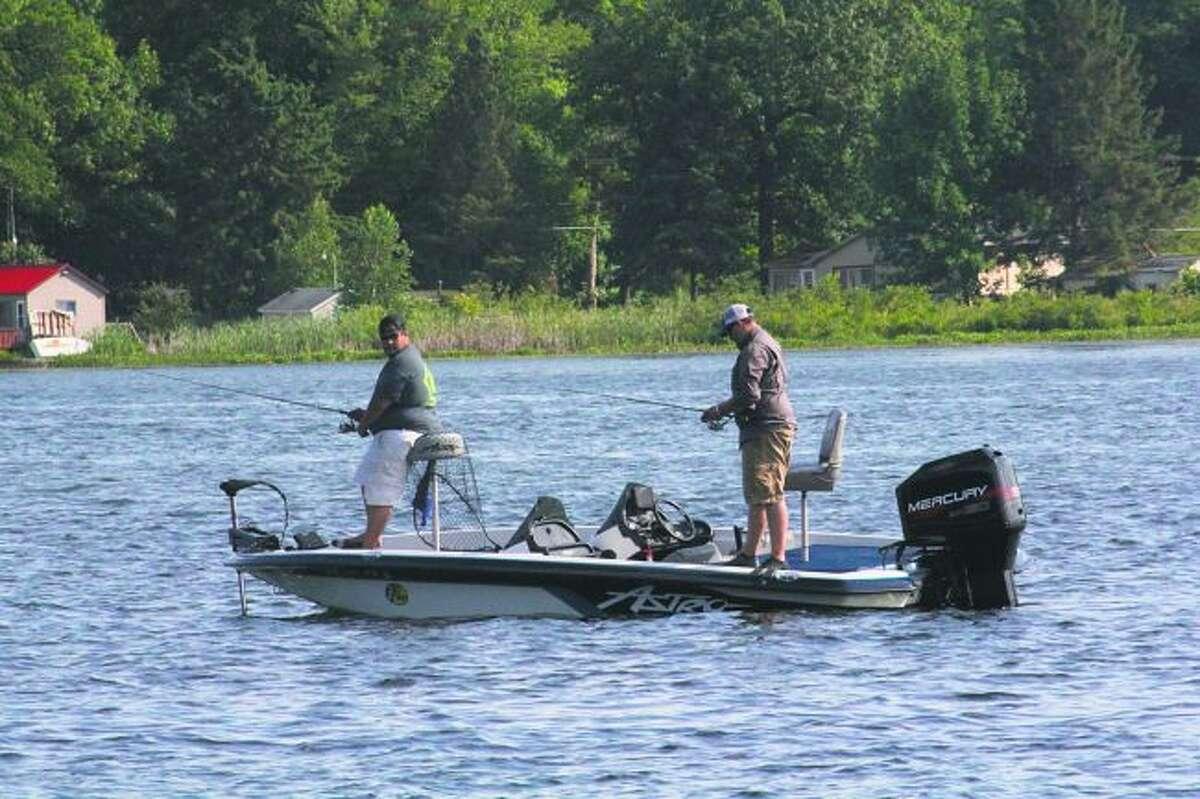 Anglers are waiting to start spring fishing season. (Pioneer file photo)