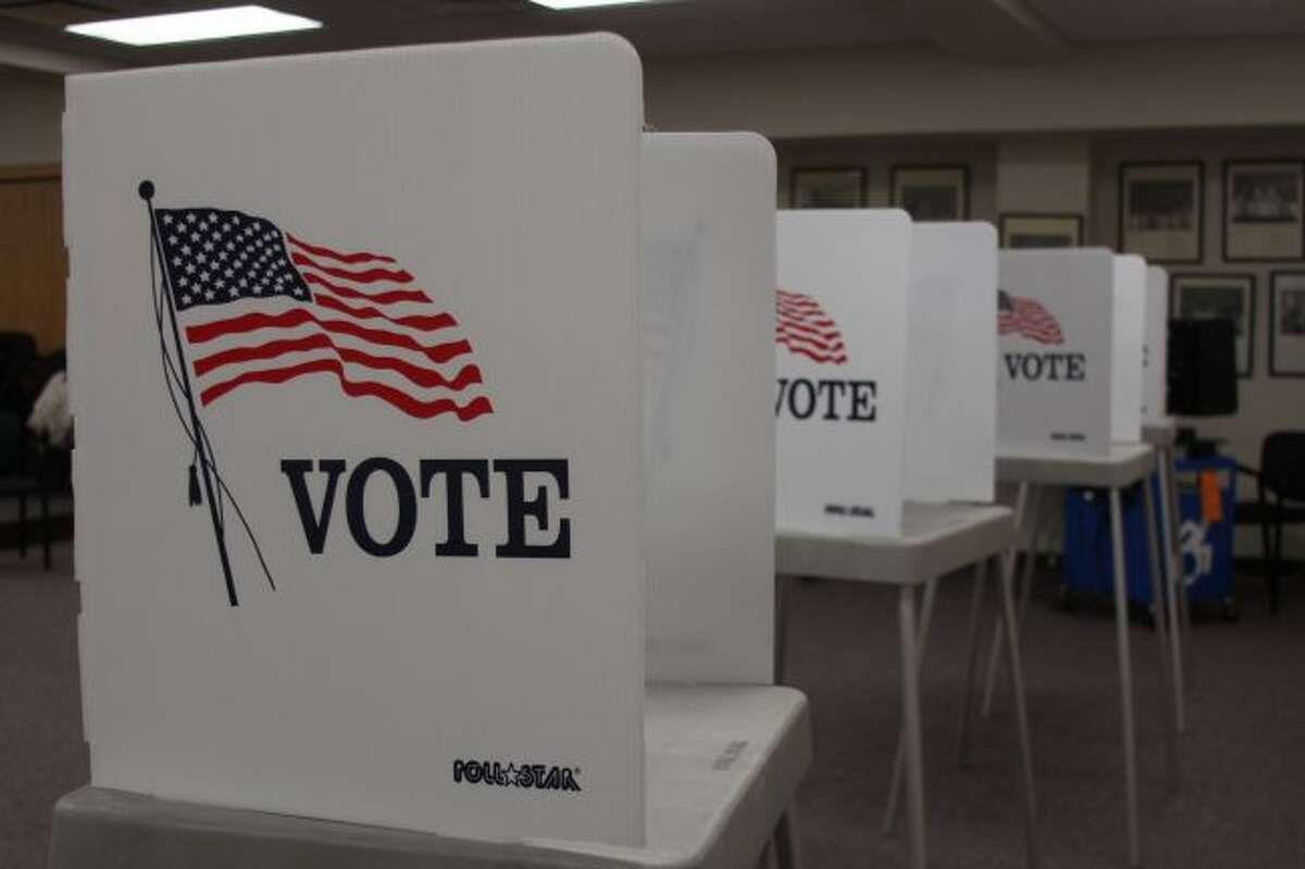 Voters will have the opportunity to learn more about the candidates on the November general election ballot by attending a Legislative Breakfast from 8 to 10 a.m. on Friday, Oct. 12. (Pioneer file photo)