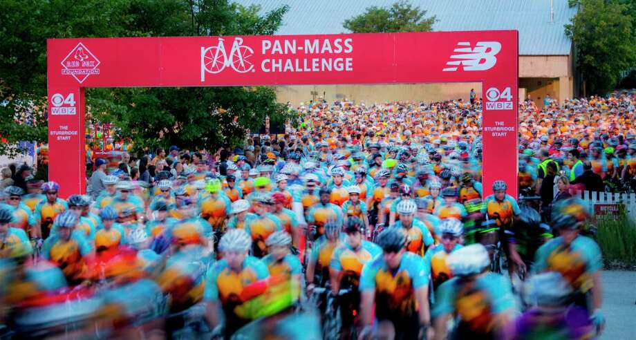 Nearly 250 Connecticut residents, including six from Middlesex County, are set to pedal in the 40th Pan-Mass Challenge Pan-Mass Aug. 3 and 4. Photo: Contributed Photo