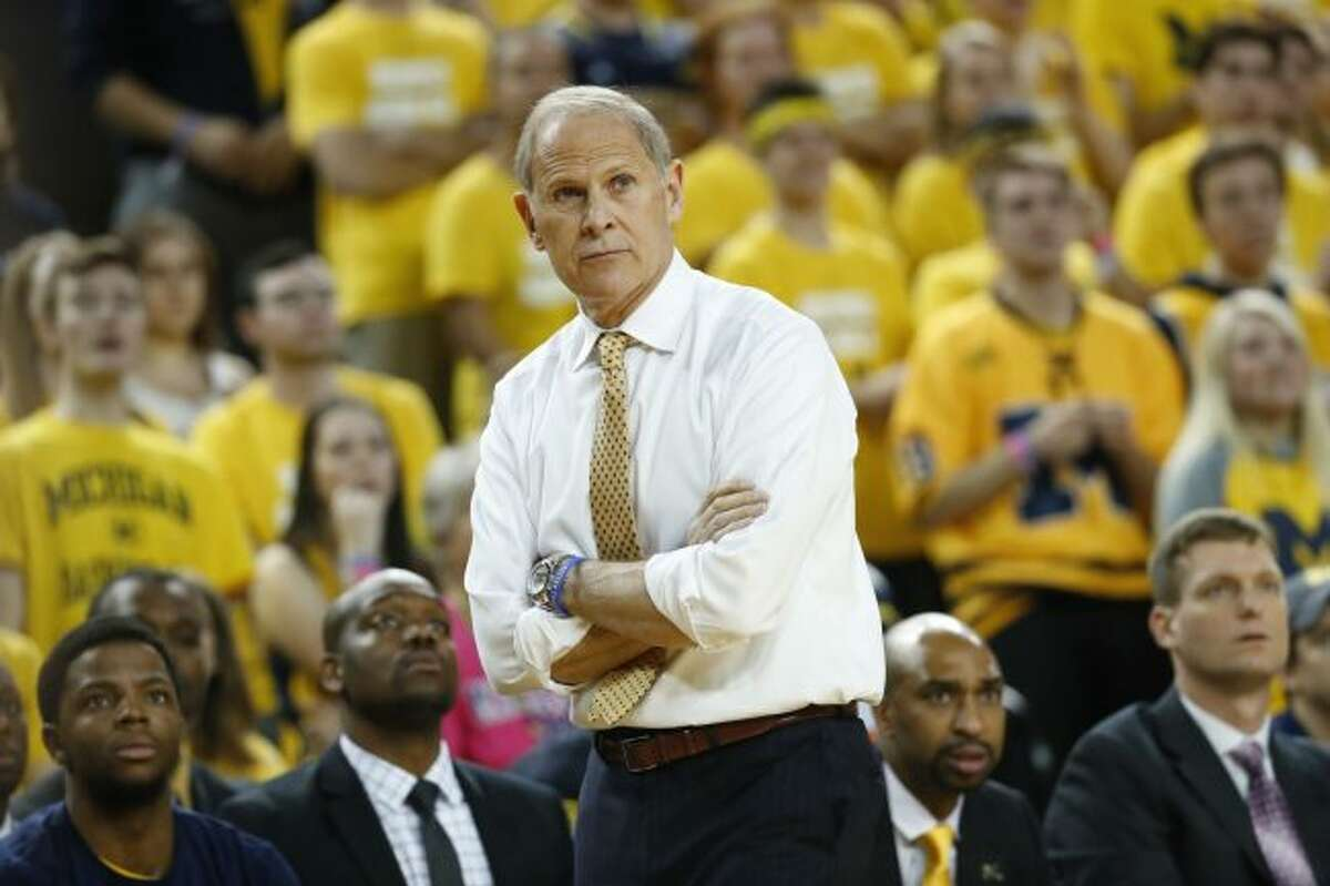 Cleveland has signed Beilein to a five-year contract, three people familiar with the decision told The Associated Press on Monday, May 13. The deal came together quickly in the past 24 hours and was finalized Sunday after the Cavs had spent the weekend in Denver interviewing several NBA assistants. The people spoke to The AP condition of anonymity because the team had not announced the hire. (AP Photo/Jae C. Hong, File)