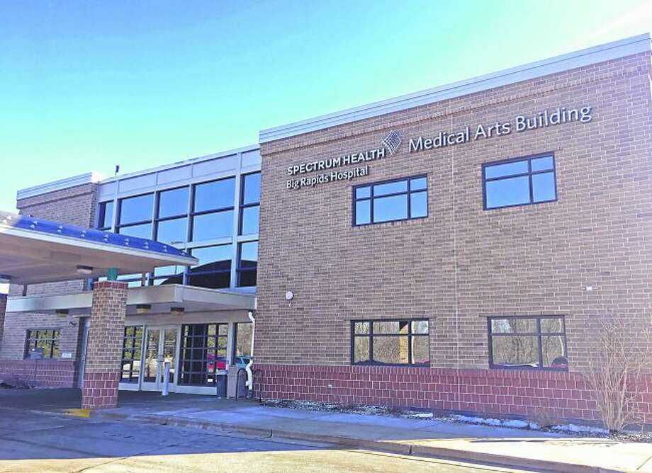 Spectrum Health Big Rapids Hospital Walk-In Clinic will open April 2 offering immediate care without an appointment. (Pioneer file photo)