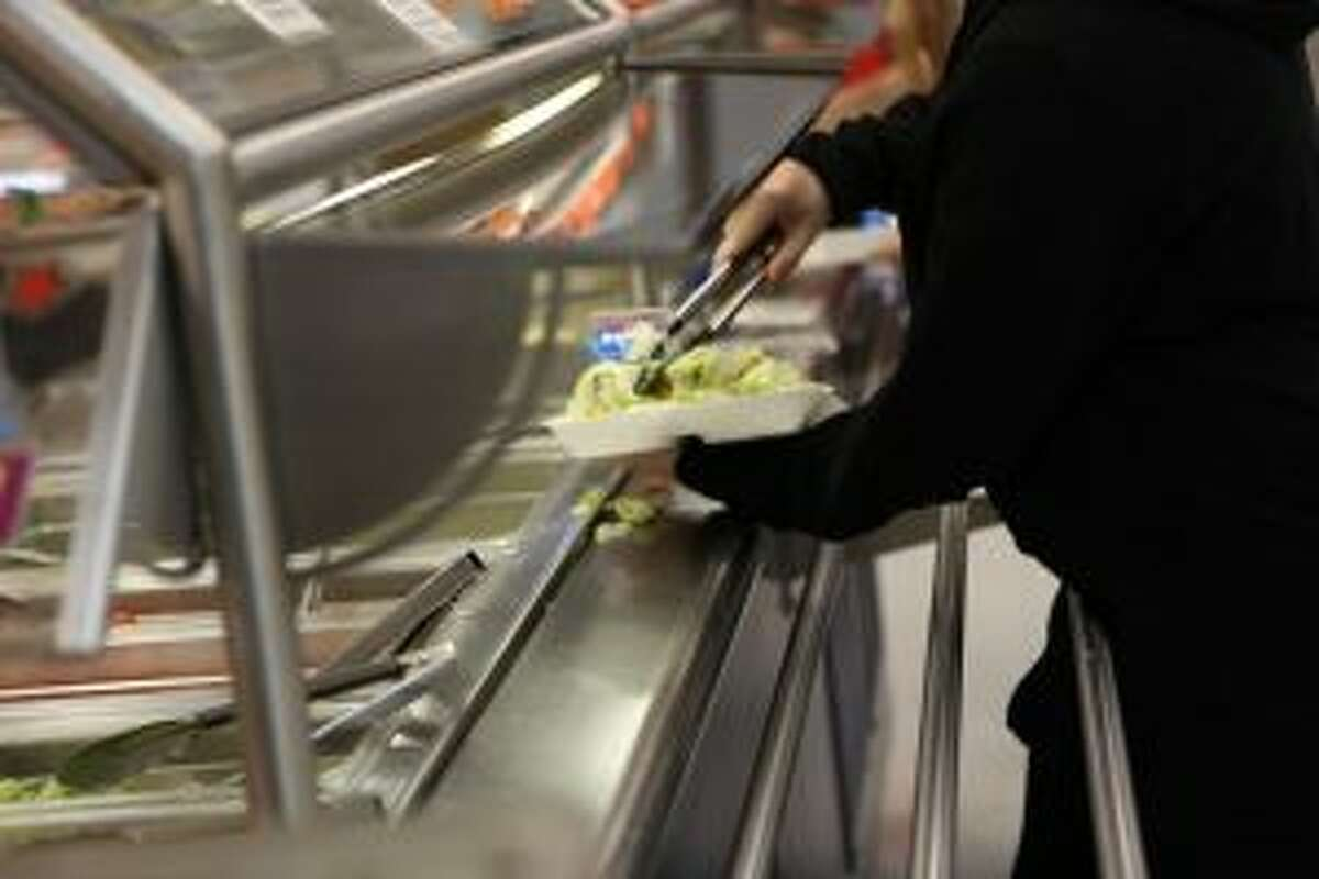 Another form of combating student hunger in schools is lunch, during which students who qualify can receive their meals for free or at a reduced price. Students also are allowed to overdraw their lunch accounts up to a specific cutoff point before an alternate meal of a sandwich, fruit and milk is served.