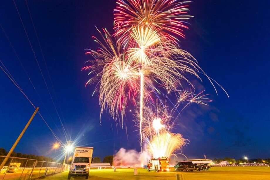 It's still unclear if Evart residents will have a chance to enjoy fireworks this Fourth of July. The council tabled its decision during this week's meeting. (Pioneer file photo)