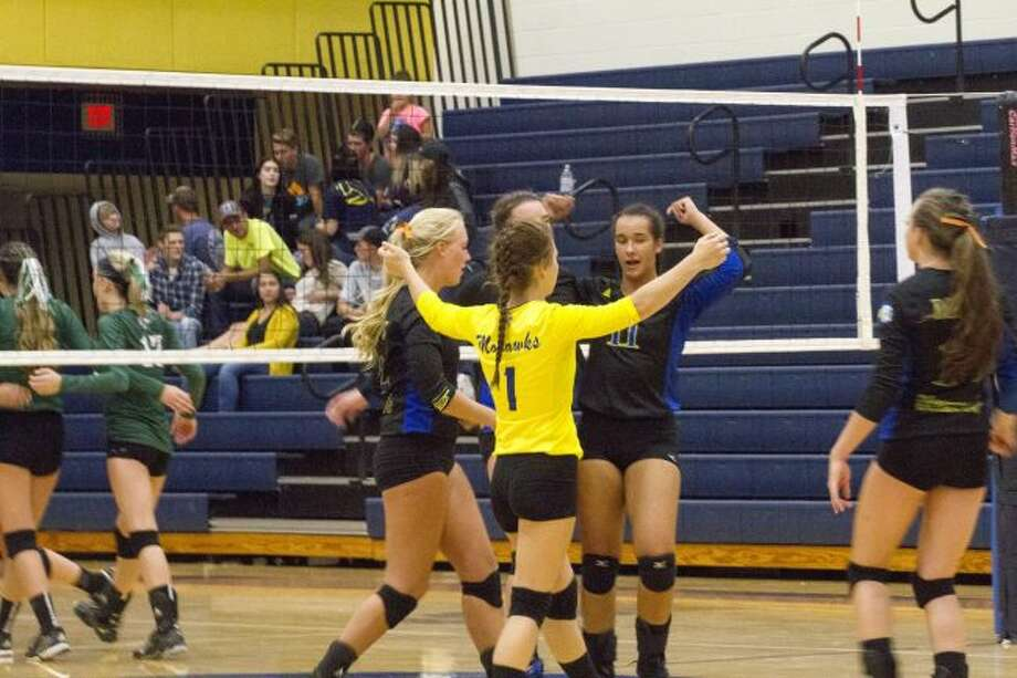 The Morley Stanwood Mohawks clinched the CSAA SIlver title outright with their win over White Cloud. (Pioneer file photo)