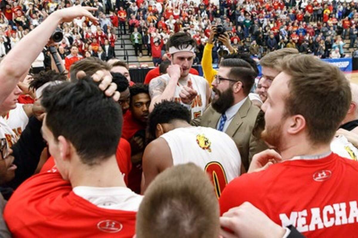The Ferris State basketball team is 35-1 heading into Elite Eight play next week. (Photo courtesy of Ferris State Athletics)