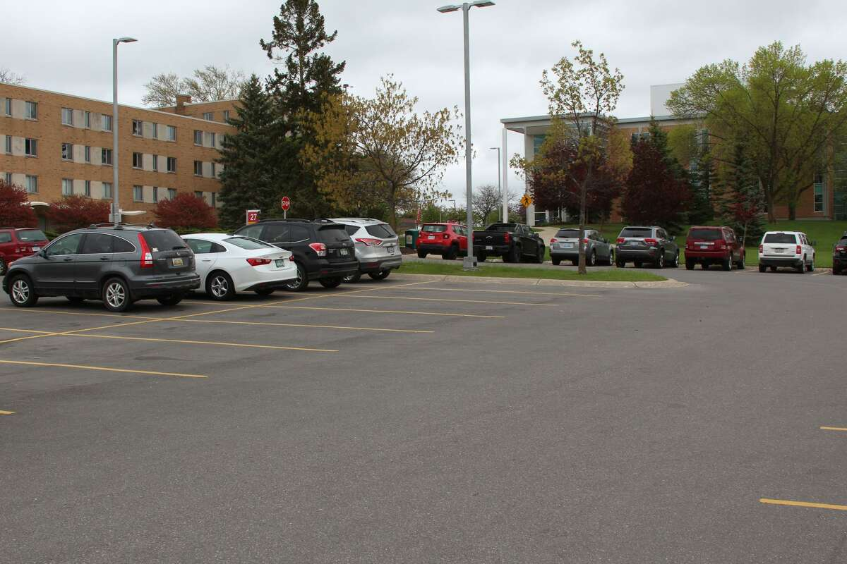 Ferris State University's Department of Public Safety has continuously sought ways to streamline the parking system on the campus in Big Rapids to make it more user-friendly. (Pioneer photo/Brandon Fountain)