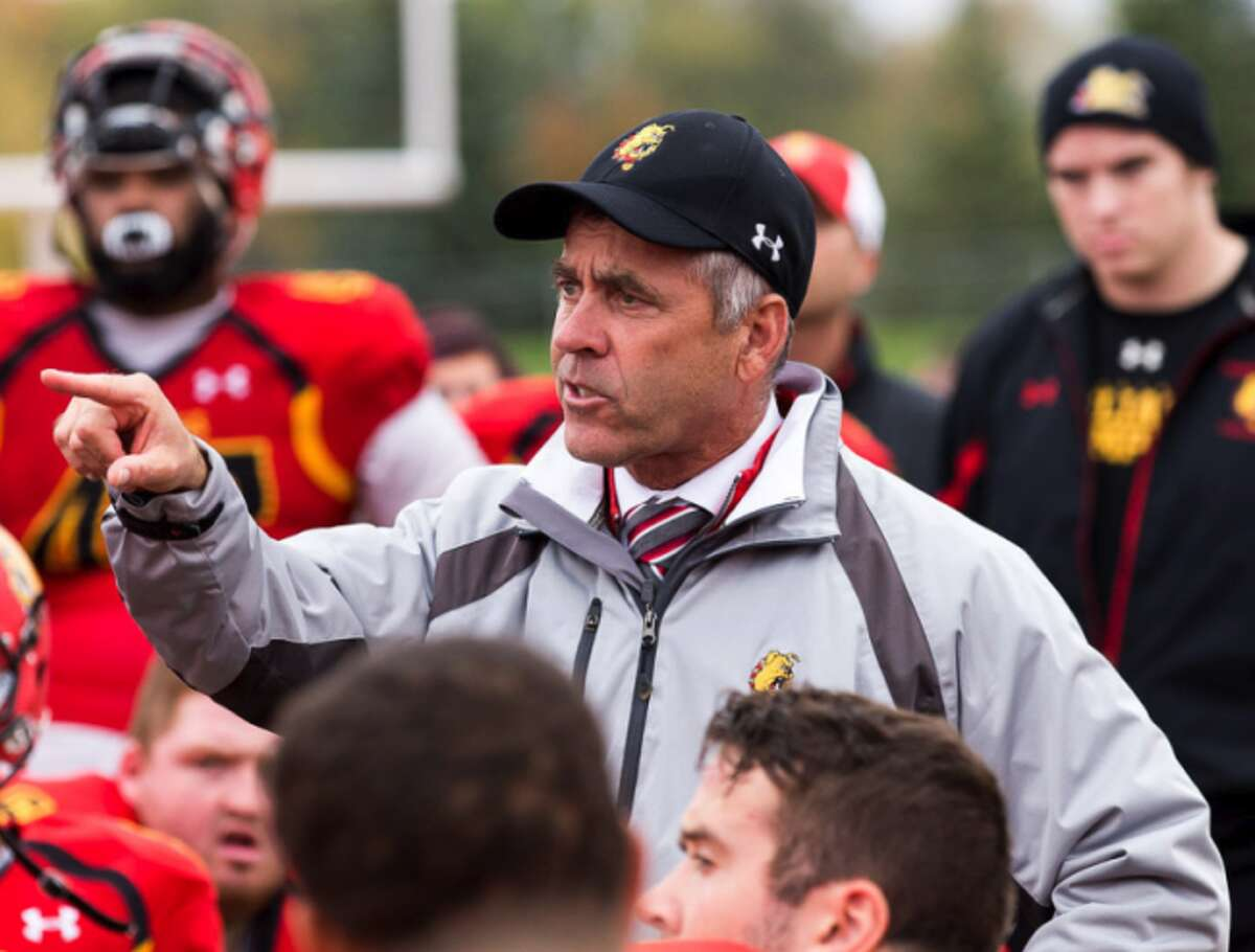 The Bulldogs kick off the year next Saturday, Sept. 9 at Findlay. (Photo courtesy of Ferris State Athletics)