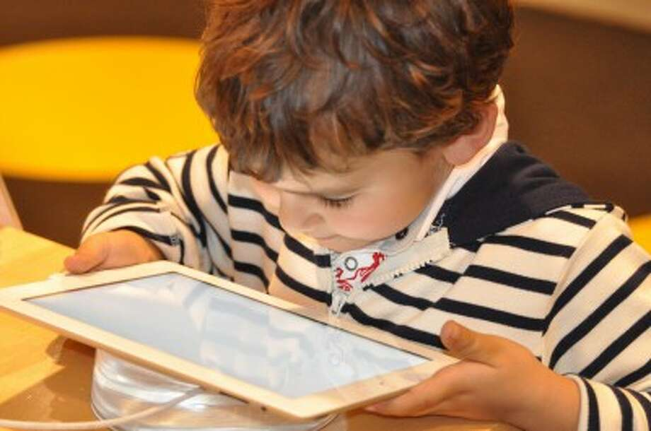 Too much screen time for young children can have negative consequences. (Courtesy photo)