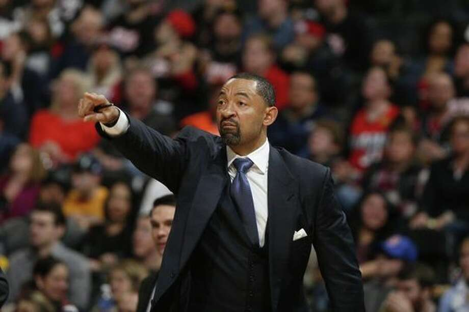 Juwan Howard has been an assistant for the Miami Heat for six seasons. (Photo: Associated Press)