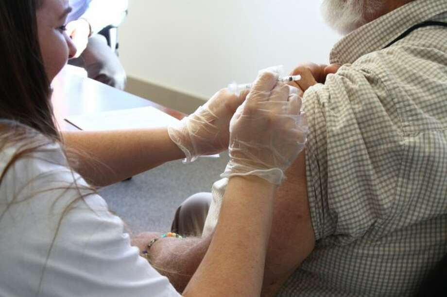 Centers for Disease Control recommendations call for everyone 6 months and older to get a flu shot, with very limited exceptions. (Pioneer file photo)