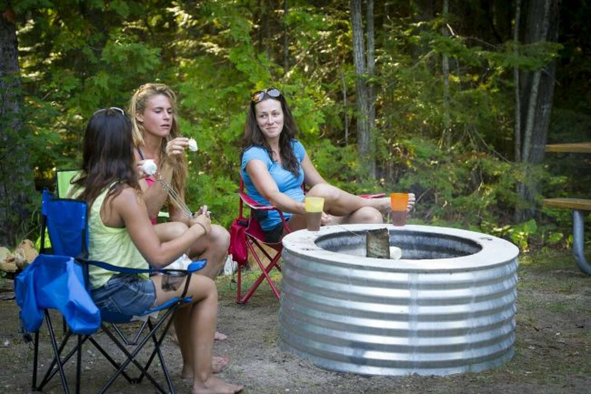The Michigan Department of Natural Resources urges people to be safe when enjoying campfires, cookouts and firework. (Courtesy photo/Michigan DNR)