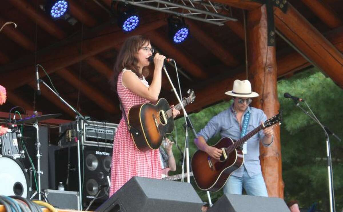 The annual Wheatland Music Festival brings traditional arts and music performers from around the world for the three-day festival. This year's festival covers many genres of music, from traditional country, Irish folk, zydeco, blue, jazz and rockabilly. (Pioneer File Photo)