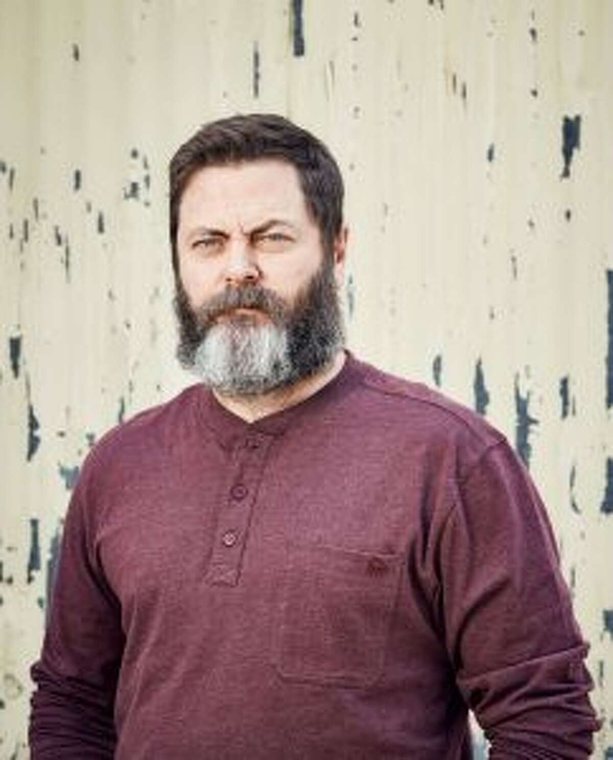 Actor, author and entertainer Nick Offerman will be the featured 2017 Homecoming comedian at 8 p.m. on Thursday, Sept. 28, in Ferris State University's Williams Auditorium. (Courtesy photo)