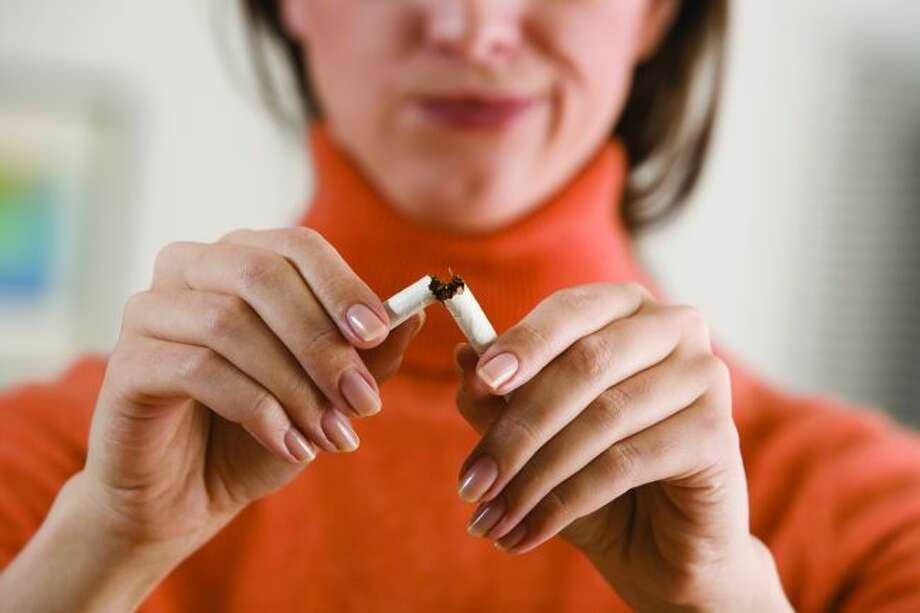 Area residents are encouraged to stop smoking during National Public Health Week, April 2 through 8. (Courtesy photo)