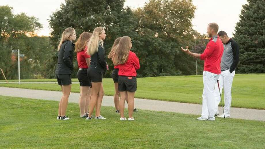 The Ferris State women's golf team had a total score of 664 on Monday. (Photo courtesy of Ferris State Athletics)