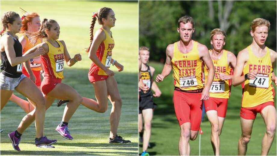 The Ferris State Bulldogs are gearing up for the 44th annual Ray Helsing Bulldog Invite on Saturday. (Photo courtesy of Ferris State Athletics)